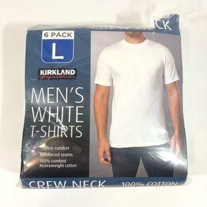 Men's Crewneck -Shirts 5-pack NWT